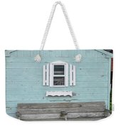 The Blue House Weekender Tote Bag