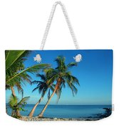 The Blue Lagoon Weekender Tote Bag by Susanne Van Hulst