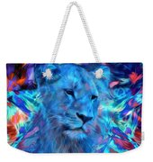 The Blue Lioness Weekender Tote Bag