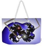 The Blue Wave  Weekender Tote Bag