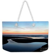 The Blue Zone California Weekender Tote Bag