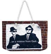 The Blues Brothers Weekender Tote Bag