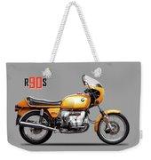 The R90s Motorcycle 1974 Weekender Tote Bag