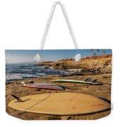 The Boards Weekender Tote Bag
