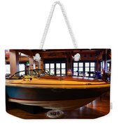 The Boathouse Interior Work 2 Weekender Tote Bag