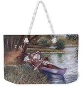 The Boating Men Weekender Tote Bag