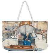 The Boatman Weekender Tote Bag