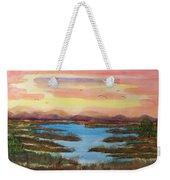 The Bog Weekender Tote Bag