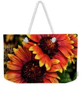 The Bold And Beautiful Pair Weekender Tote Bag