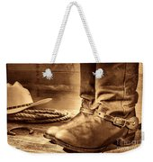 The Boots Weekender Tote Bag