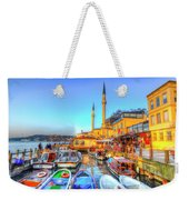 The Bosphorus Istanbul Weekender Tote Bag