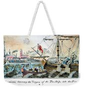 The Boston Tea Party, 1773 Weekender Tote Bag