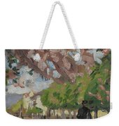 The Boulevard Weekender Tote Bag
