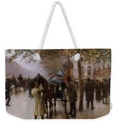 The Boulevards Weekender Tote Bag