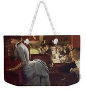 The Box By The Stalls Weekender Tote Bag