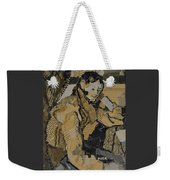 The Boy In The Red Waistcoat Weekender Tote Bag
