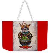 The Boy Who Would Be King Weekender Tote Bag