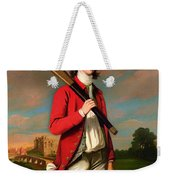 The Boy With A Bat - Walter Hawkesworth Fawkes Weekender Tote Bag
