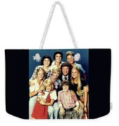 The Brady Bunch Weekender Tote Bag