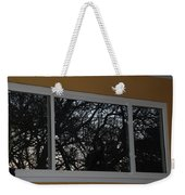 The Branch Window Weekender Tote Bag
