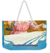 The Brat 1919 Weekender Tote Bag