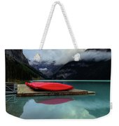 The Breathtakingly Beautiful Lake Louise II Weekender Tote Bag