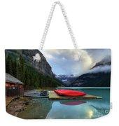 The Breathtakingly Beautiful Lake Louise IIi Weekender Tote Bag