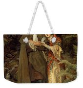 The Bride Of Lammermoor Weekender Tote Bag