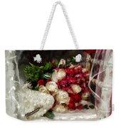 The Bride's Bouquet Weekender Tote Bag