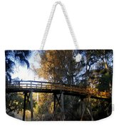 The Bridge In My Dreams Weekender Tote Bag