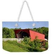 The Bridges Of Madison County Weekender Tote Bag