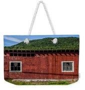 The Broadside Of A Barn Weekender Tote Bag