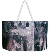 The Broken Head Weekender Tote Bag