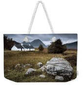 Blackrock And The Buachaille Weekender Tote Bag