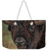 The Buffalo 2 Weekender Tote Bag