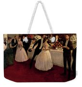The Buffet Weekender Tote Bag