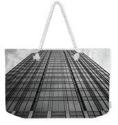 The Building Weekender Tote Bag
