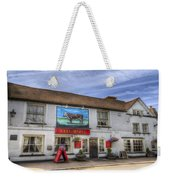 The Bull Pub Theydon Bois Panorama Weekender Tote Bag