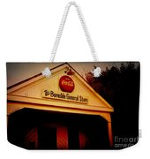The Burnside General Store Weekender Tote Bag