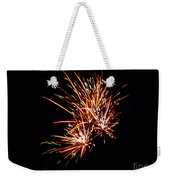 The Burst Weekender Tote Bag