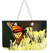 The Butterfly 2 Weekender Tote Bag