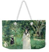 The Butterfly Hunt Weekender Tote Bag