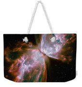 The Butterfly Nebula Weekender Tote Bag