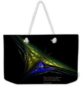 The Butterfly Within Weekender Tote Bag