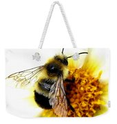 The Buzz Weekender Tote Bag
