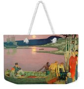 The Call Of The Sea Weekender Tote Bag by Frederick Cayley Robinson
