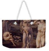 The Calling Of Perseus 1898 Weekender Tote Bag
