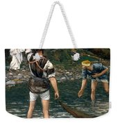 The Calling Of Saint Peter And Saint Andrew Weekender Tote Bag