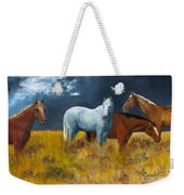 The Calm After The Storm Weekender Tote Bag by Frances Marino