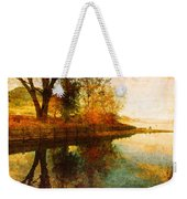 The Calm By The Creek Weekender Tote Bag